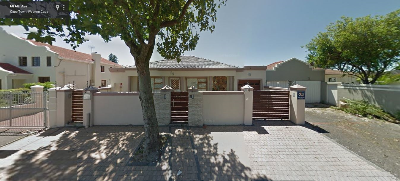 3 Bedroom House In 6th Avenue – Rondebosch East      R17200.00
